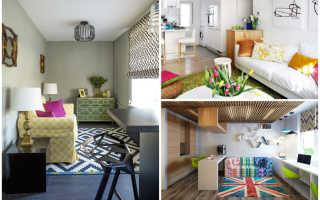 Интерьер в малогабаритной квартире
