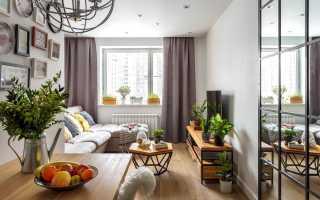 Интерьер квартиры 12 кв м