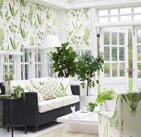 Декор живыми растениями