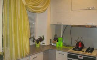 Жалюзи на кухне фото в интерьере