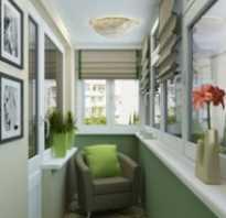 Дизайн интерьера балкона в хрущёвке