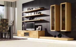 Дизайн для стены в комнате