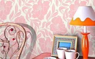 Какие шторы подобрать к розовым обоям