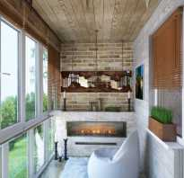 Дизайн балкона внутри фото