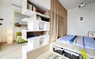 Дизайн квартиры с детьми 30 кв м
