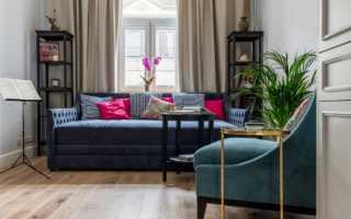 Маленькая гостиная мебель