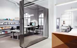 Интерьеры офисных помещений