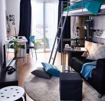 Интерьер от икеа в квартирах