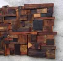 Деревянный декор фото