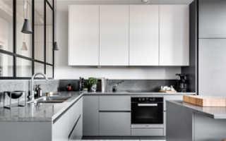 Современные цвета в интерьере кухни