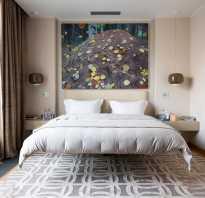 Маленькая спальня 9 метров