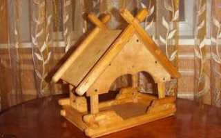 Изготовление поделок из дерева