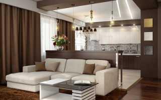 Интерьер кухни 24 кв м