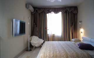 Красивая спальня 12 кв м дизайн фото