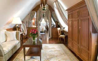 Интерьеры элитных домов