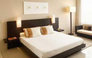 Недорогой ремонт спальни