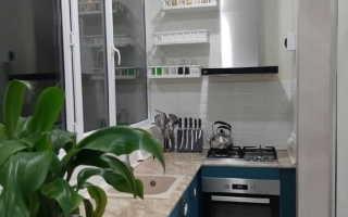 Кухни на лоджии дизайн фото