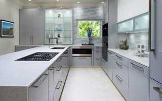 Дизайн кухни с техникой фото
