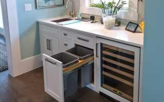 Кухня встроенная дизайн фото