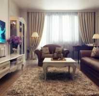 Светло коричневый диван в интерьере