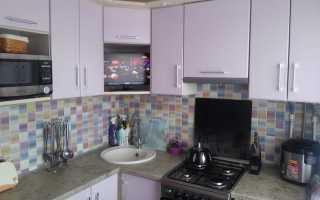Современная кухня 7 кв м дизайн фото