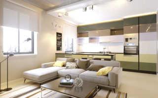 Современный дизайн квартиры 70 кв м