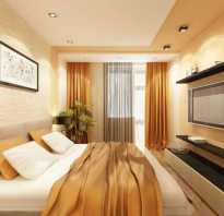 Спальня 3 на 3 метра дизайн фото
