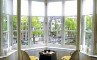 Дизайн эркерного окна