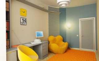 Маленькая комната дизайн для подростка