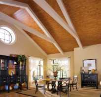 Потолок из дерева дизайн