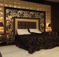 Декор для стены в спальне