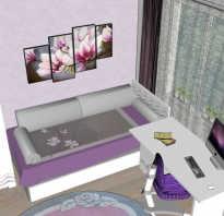 Дизайн детской комнаты онлайн бесплатно