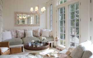 Дизайн прованс в интерьере квартиры