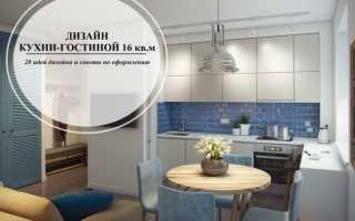 Квадратная кухня 16 кв м дизайн фото