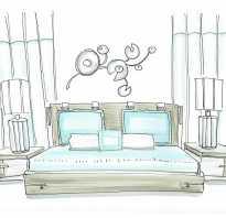 Подсветка для спальни