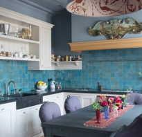 Дизайн кухни стены потолок